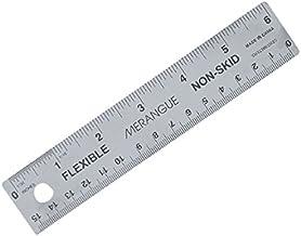 MERANGUE 6-Inch /15cm Stainless Steel Ruler (1013-5201-00-000)