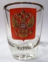 Russia Shot Glass