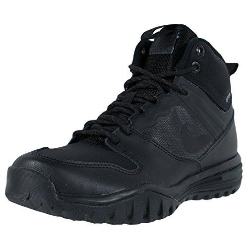 Nike Dual Fusion Hills MID (GS) Trekking- & Wanderhalbschuhe, schwarz Anthrazit, 38 EU