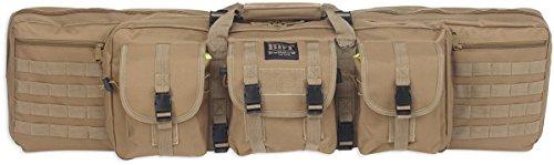 "Bulldog Cases Tactical Series Single Tactical Rifle Case, 37"", Tan"