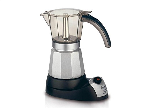 DeLonghi Alicia Moka, Electric Coffee Maker, EMK6