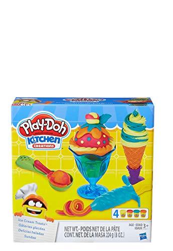 carro helados fabricante Play Doh