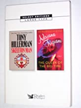 Selected Editions Large Type (Skeleton Man by Tony Hillerman, The Queen of The Big Time by Adriana Trigiani, Volume 141)