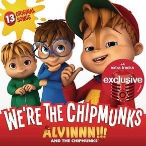 We\'re The Chipmunks (Music From The TV Series) (+ 4 Bonus Tracks)
