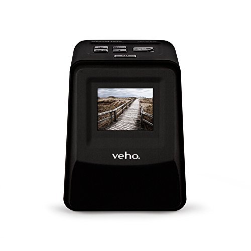 "Cheap Veho Smartfix Portable Stand Alone 14 Megapixel Negative Film & Slide Scanner with 2.4"" Digi..."
