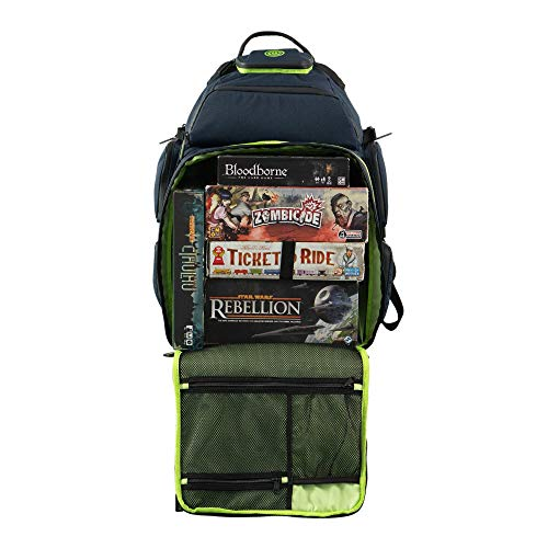 STATGEAR Rucksack Casual Daypack, 59 cm, 46,5 Liter, Blau
