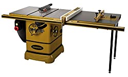 Powermatic 1792001K PM2000 Cabinet table saw comparison
