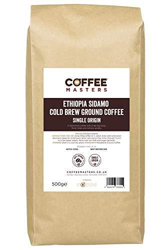 Koffie Meesters Ethopië Sidamo Cold Brew 500g
