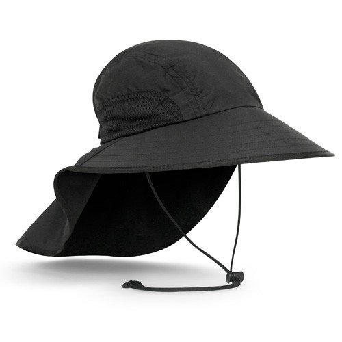 Sunday Afternoons Adventure Hat (Black/Black - Large)
