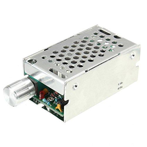 EsportsMJJ 12-50V 30A 500W Controlador De Velocidad Ajustable DC Cepillo De Velocidad del Motor Pwm Controlador