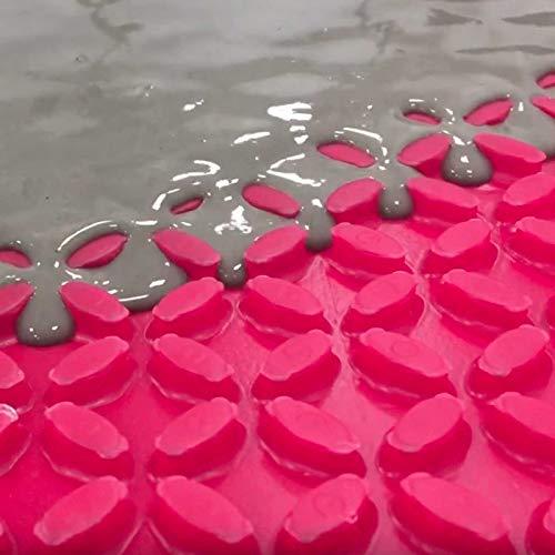 1m² selbstklebende Entkopplungsmatte für Fliesen im Bad Dusche Terrasse Wintergarten - 5