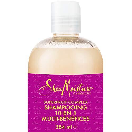 Shea Moisture Superfruit Complex, balsamo nutriente 10-in-1, 384ml