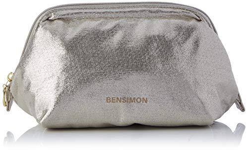 Bensimon Beauty Wallet S, Partito Luminoso Donna, Champagne, TU