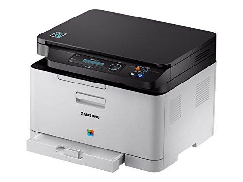 Samsung Xpress SL-C480W multifunctional - Copy: 4/18 cpm, 25 - 400%; Print: 4/18 cpm, 2400 x 600 dpi; Scan: 1200 x 1200 dpi, Colour CIS, TWAIN/WIA Standard, LCD, 128 MB, USB 2.0, Wi-Fi, LAN