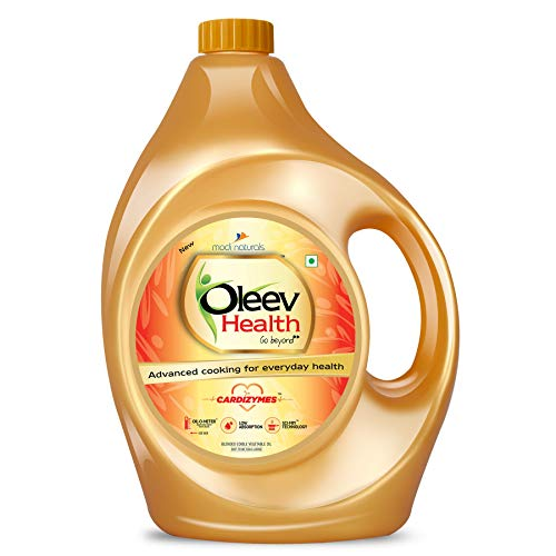 Oleev Health Oil, for a Healthy Heart, 5L Jar