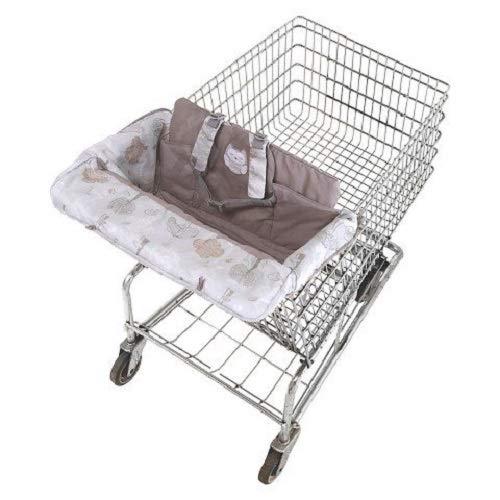 Eddie Bauer Shopping Cart & High Chair Cover Tree Print