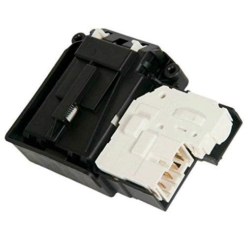 Cierre eléctrico puerta LG Original Lavadora EBF61315801 Blocapuerta Cerrojo, ver listado de modelos compatibles