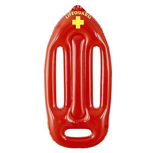 Widmann 04837 - Aufblasbare Rettungshilfe, Größe circa 73 cm, Lifeguard