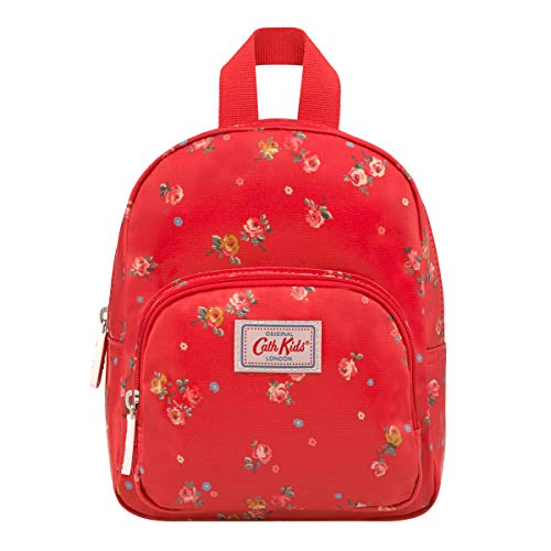 Cath Kidston Wimbourne Ditsy Kids Mini Rucksack Red