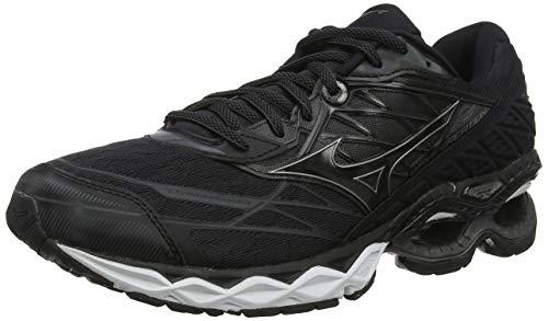 Mizuno Wave Creation 20, Chaussures de Running Homme, Noir Noir Noir Noir Foncé Ombre 12, 42 EU