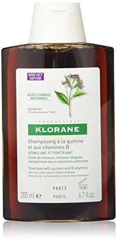 Shampoo Klorane Quinina Anticaída 200 ml 200 Mililitro