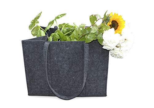Laressini Premium Filztasche, hochwertiger Filz, Made in Europe, ökologisch, nachhaltig und vegan