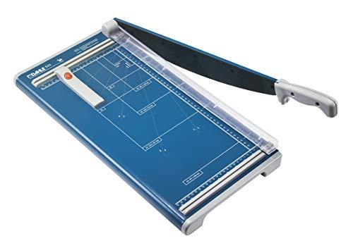 Dahle 534 Schneidemaschine (Bis DIN A3, 15 Blatt Schneidleistung) blau