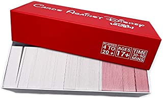 Games Ds Edition - Contains 828 Cards Original Adult Blanks Party Game for Game Night Big Black Box Set Bundle Indie Game