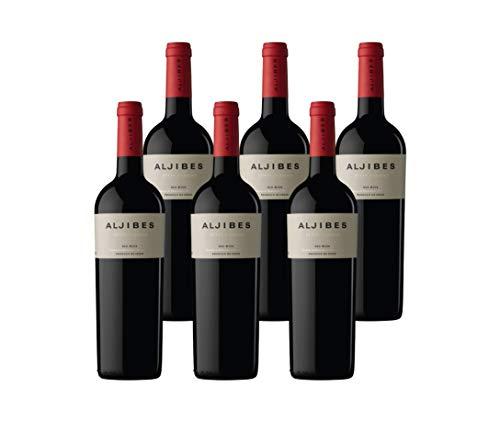 Petit Verdot Aljibes - Vino tinto - Crianza - Petit Verdot 100% - 6 botellas - 750ml
