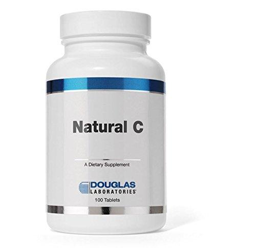 Natural C 1000 mg -100 tabletas - Douglas Laboratories
