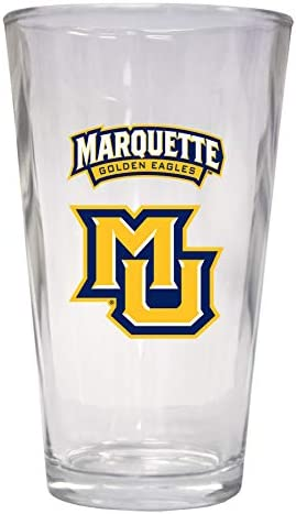 Marquette Golden Eagles 16 oz Pint Glass product image