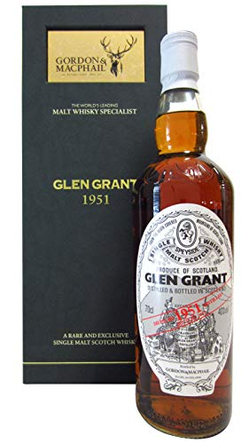 Glen Grant - Speyside Single Malt Scotch - 1951 61 year old