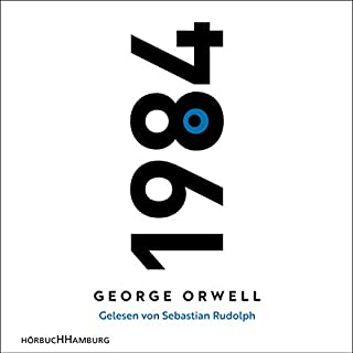 1984 [German Edition] audiobook cover art