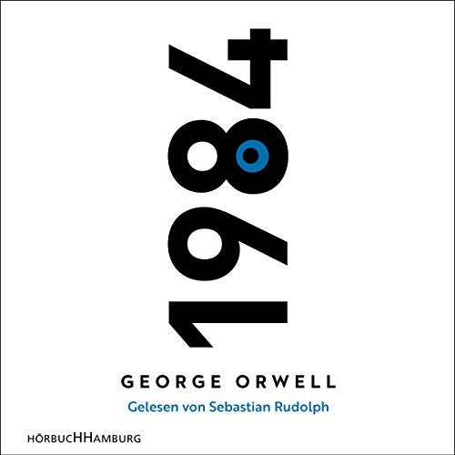 Couverture de 1984 [German Edition]