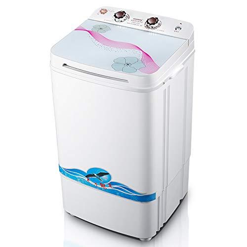CLING Mini Lavadora portátil, Lavadora de Zapatos Inteligente para el hogar, portátil, Adecuada para Ropa Interior de bebé