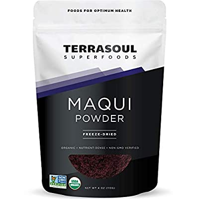 maqui berry powder, End of 'Related searches' list