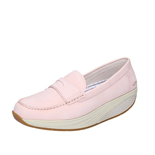 MBT Loafers-Shoes Womens Pink 8-8.5 US