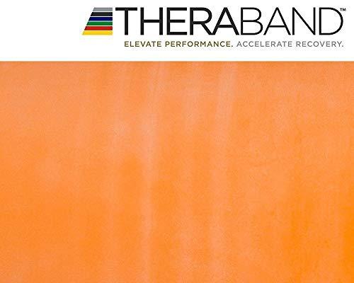 Theraband Thera-Band 3.0m Gymnastikband Übungsband NEU&OVP (Gold)