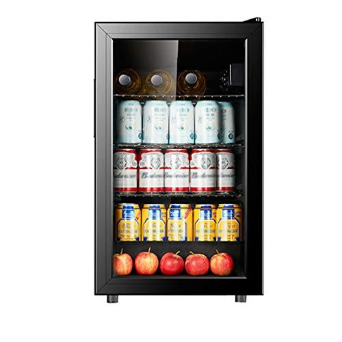 Nuitab wijn drinken wijnkoelkast wijnkoeler koeler 0-10 °C temperatuurzone vruchtendrank bier koelkast chiller past kantoor eetkamer keuken woonkamer slaapkamer