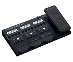 70 onboard high-quality digital effects (68 effects, 1 looper pedal, and 1 rhythm pedal), including distortion, overdrive, EQ, compression, delay, reverb, flanging, phasing, and chorusing 5 amp emulators, 5 cabinet emulators, and 75 custom-designed f...