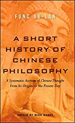 A Short History of Chinese Philosophy - Fung Yu-lan Book Cover