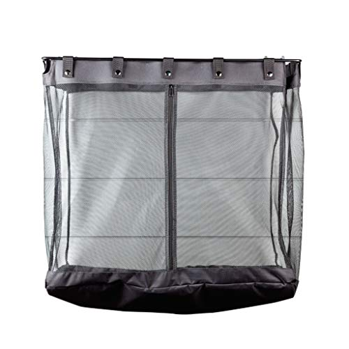 Crownwall Universal Slatwall Extra-Large 28-Inch Deep Mesh Storage Basket