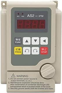 Inverter Single Phase Input/3 Phase Output AC 220V Variable Frequency Converter Inverter for 1.5KW Motor Micro inversor Solar