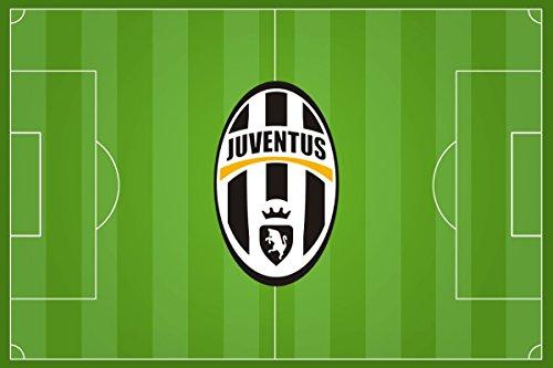 Tortenaufleger Tortenfoto Aufleger Foto Bild Fußballfeld Turin Rechteckig A4 ca. 20 x 30 cm *NEU*OVP*
