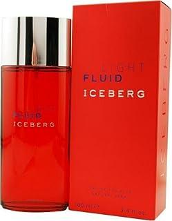 Iceberg Fluid Light By Iceberg For Men, Eau De Toilette Spray, 3.3-Ounce Bottle