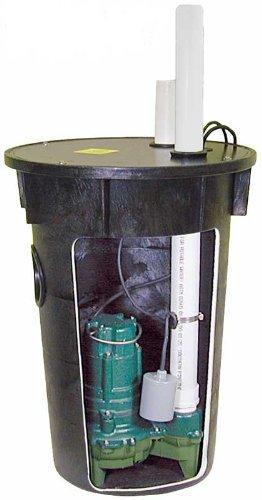Zoeller M266 Sewage Pump Packaged System