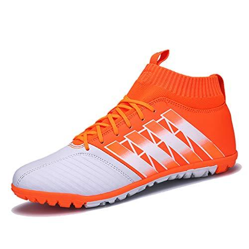 Lixiyu Voetbalschoenen voor heren, professionele spikes voetbalschoenen, wedstrijd/training, jongens, turnschoenen, kinderen, gazon, voetbalschoen, sportschoenen