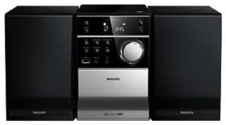 Philips MCM1110/12 - Microcadena de 10 W (USB), negro (B007BNEEVK) | Amazon price tracker / tracking, Amazon price history charts, Amazon price watches, Amazon price drop alerts