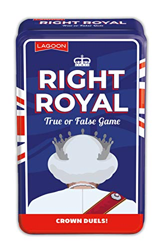 Lagoon Group- Right Royal True or False B07PLFKHYP, Multicolore, 5349