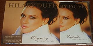 Dignity [CD + DVD] by Hilary Duff